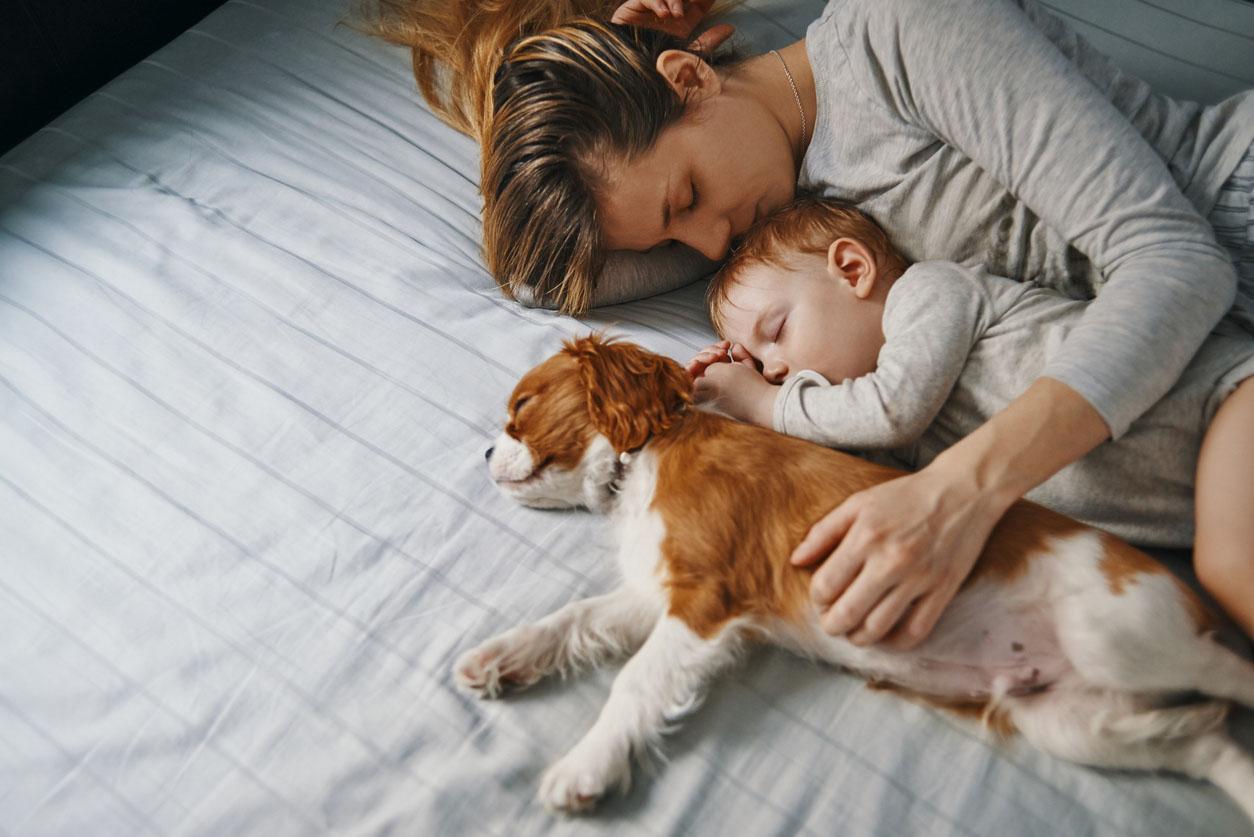 Антистрес для молодої мами