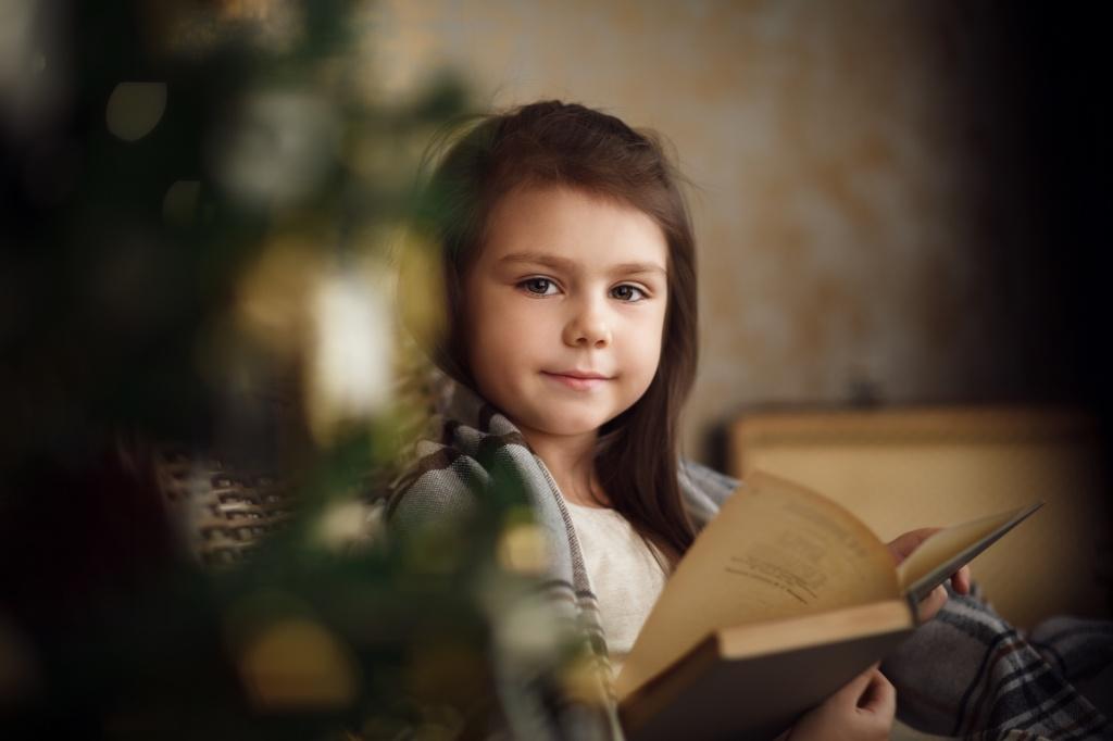На каком языке читать книги дошкольникам?