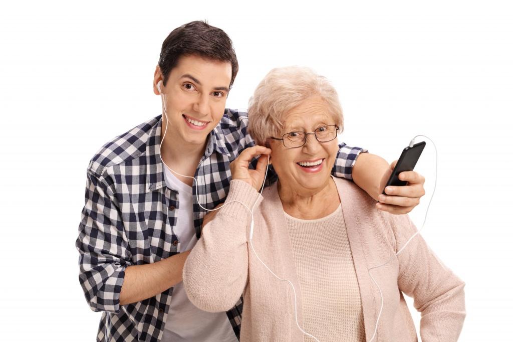 Як привітати бабусю зі Святом Весни