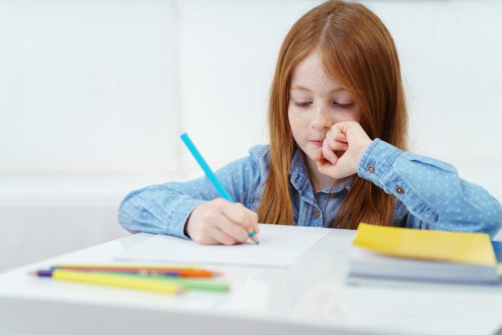 Готовь сани летом: тренируем руку для письма
