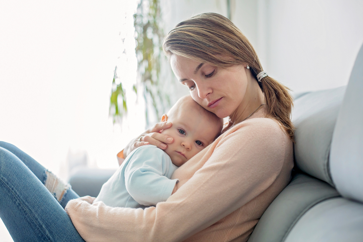 Лікування ГРВІ при годуванні груддю