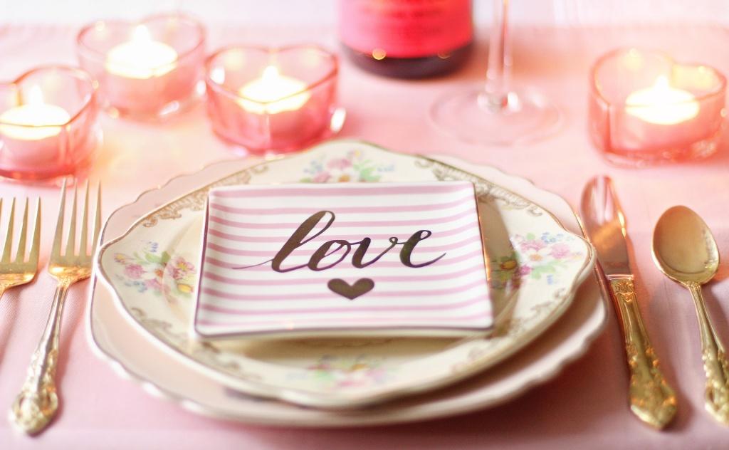 День влюбленных для всей семьи