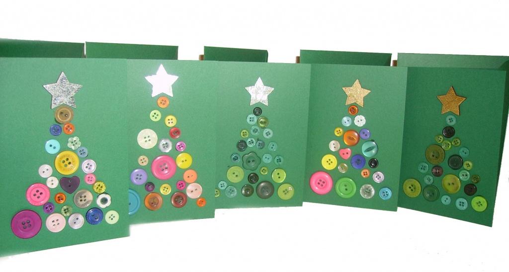 Ідеї новорічних листівок