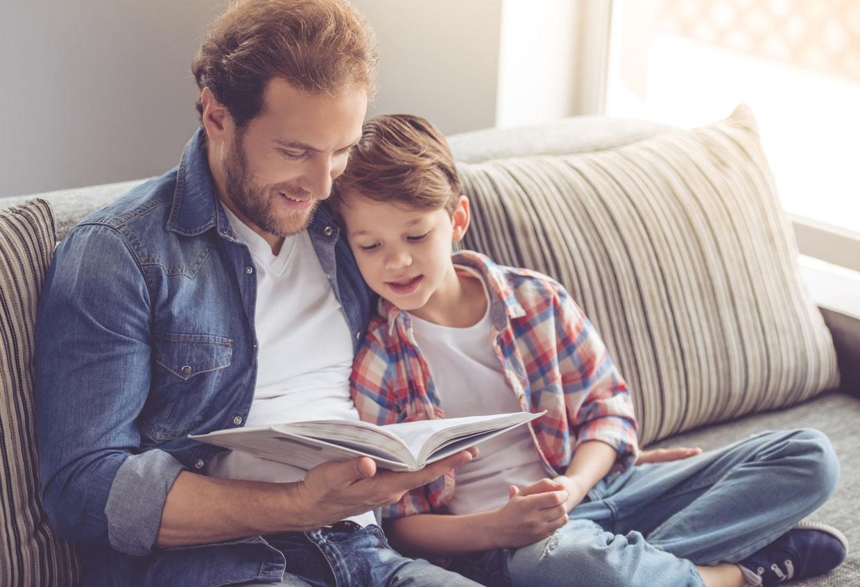 Что почитать папе? Книги для начинающих и профессиональных пап