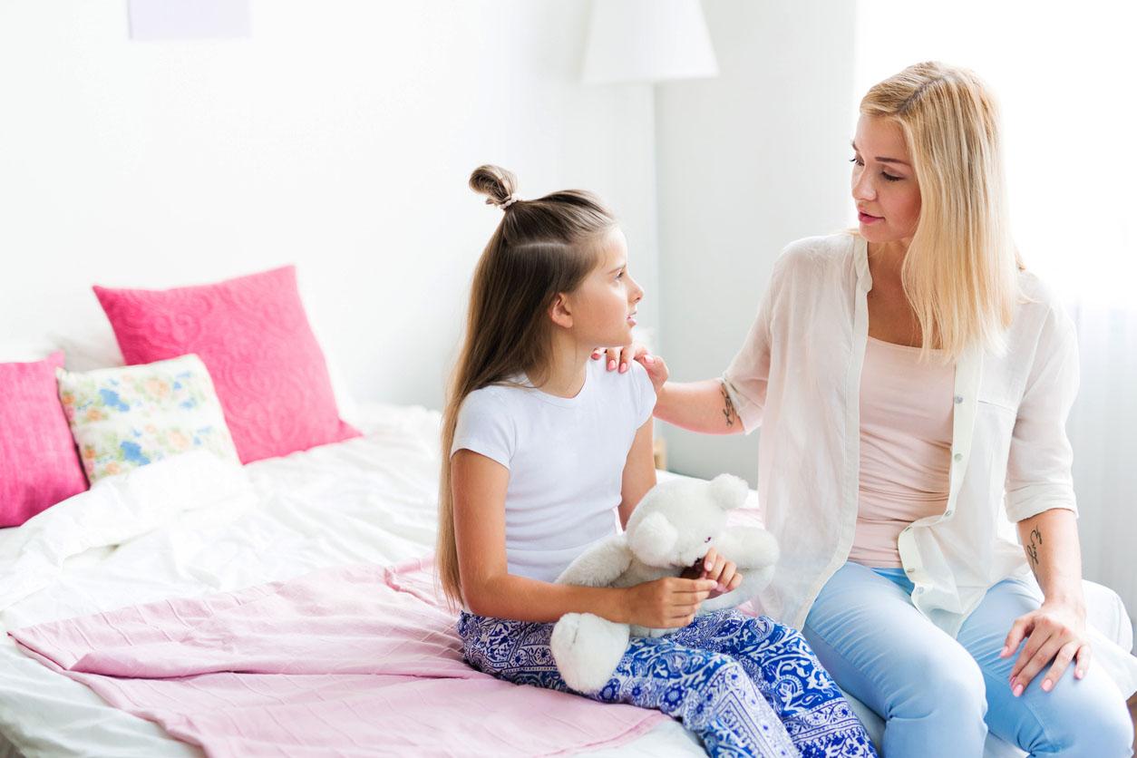 Обов'язкова розмова: що має знати дитина про критичні дні