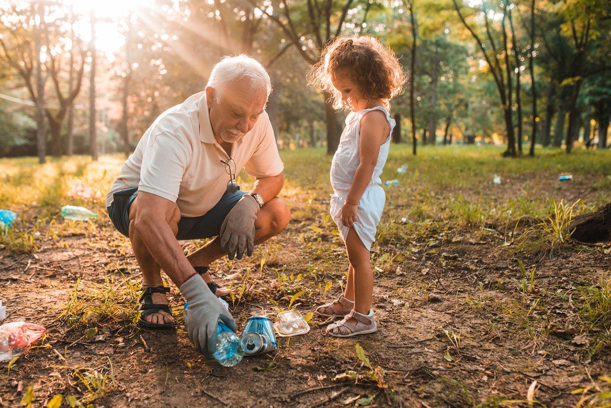 Полезные экопривычки: приучаем ребенка ответственно относиться к среде