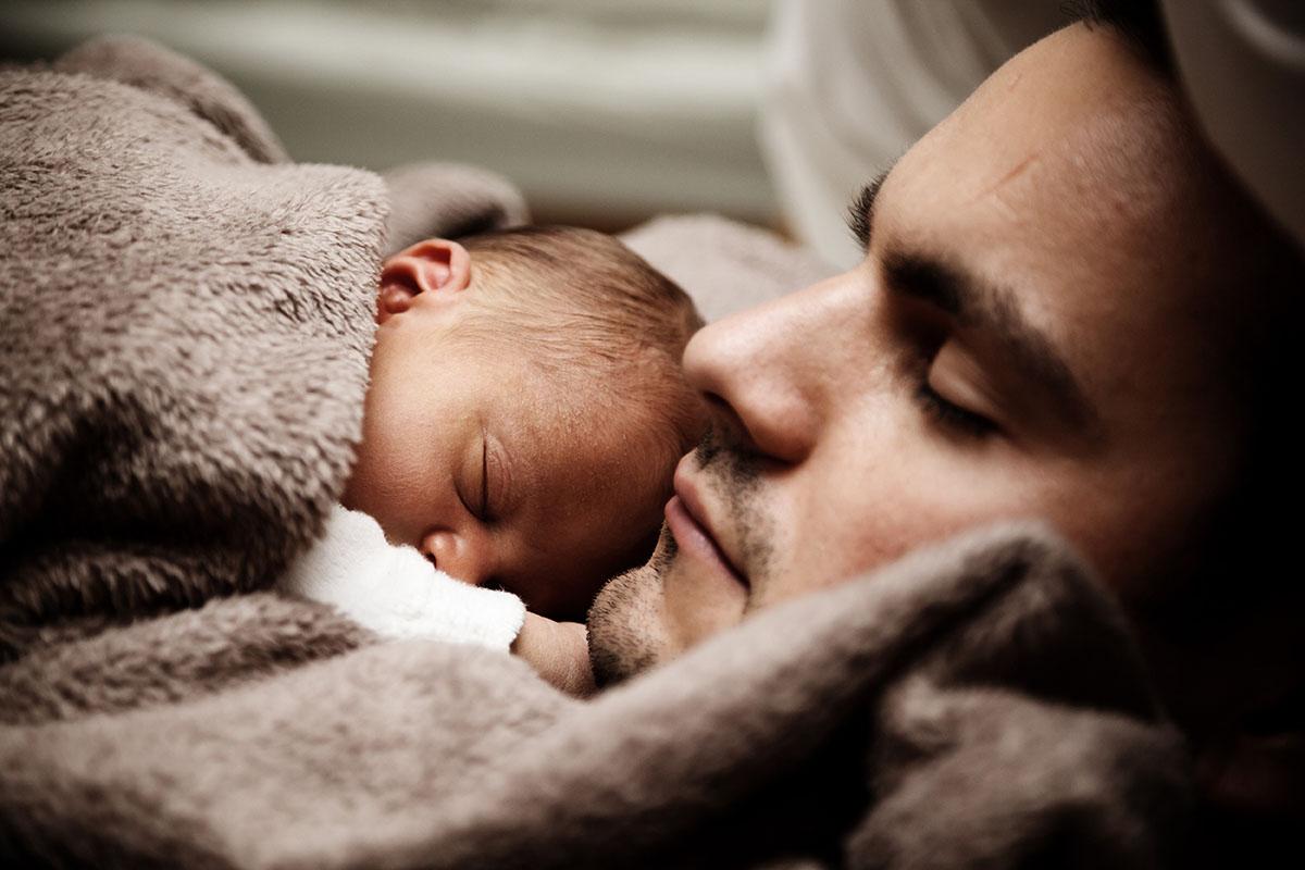 Що буде з родиною, якщо тато на 100% включиться у виховання дітей