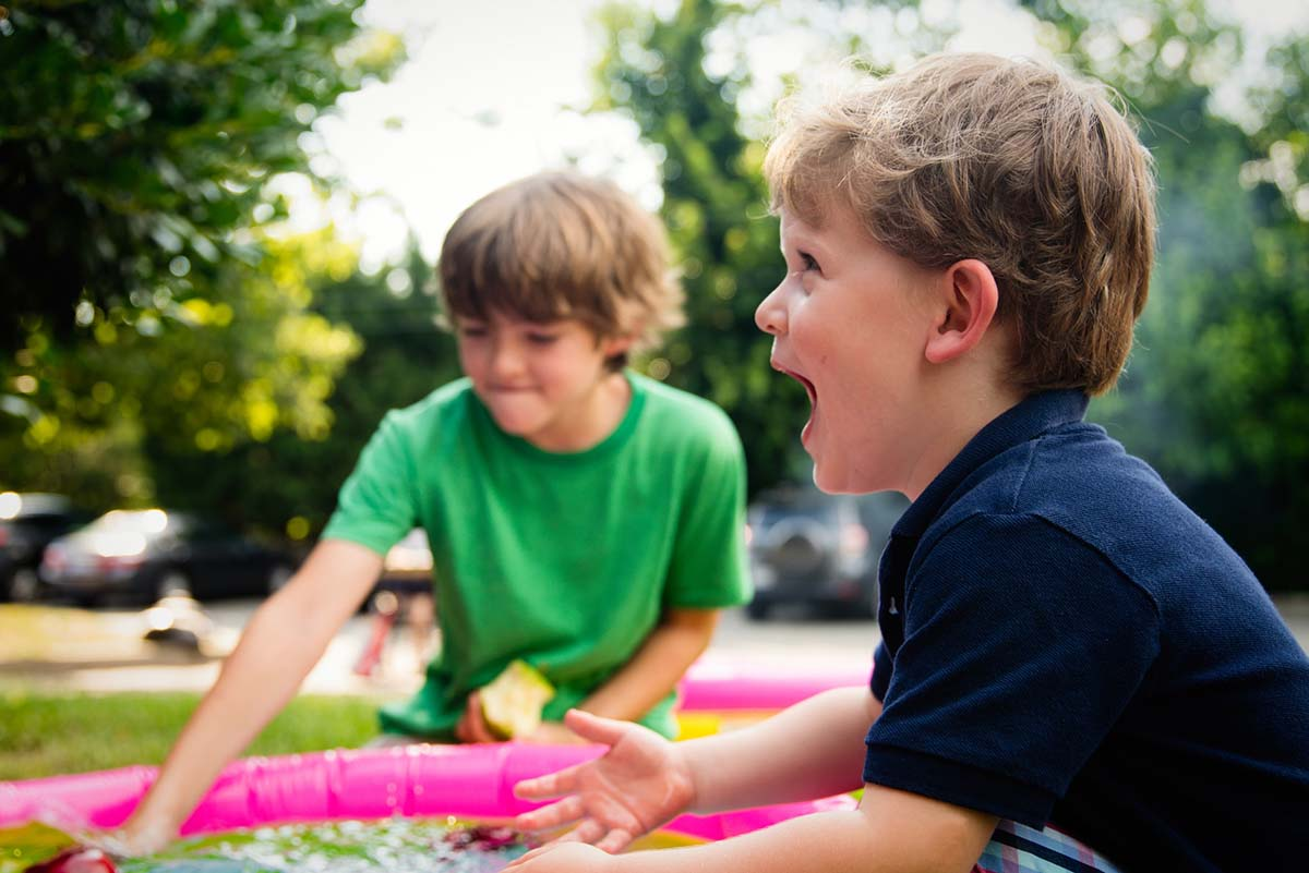 Як розвинути творчі здібності дитини