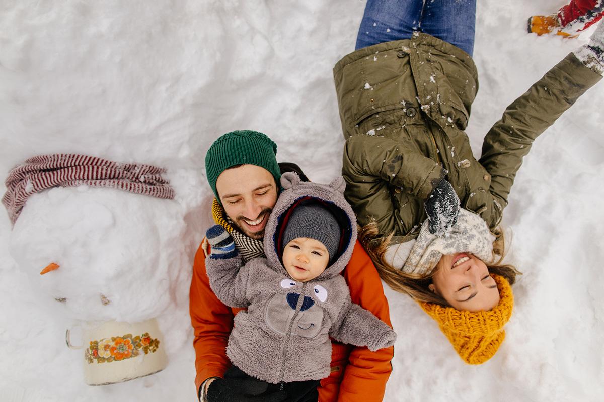 Безопасность ребенка во время новогодних праздников