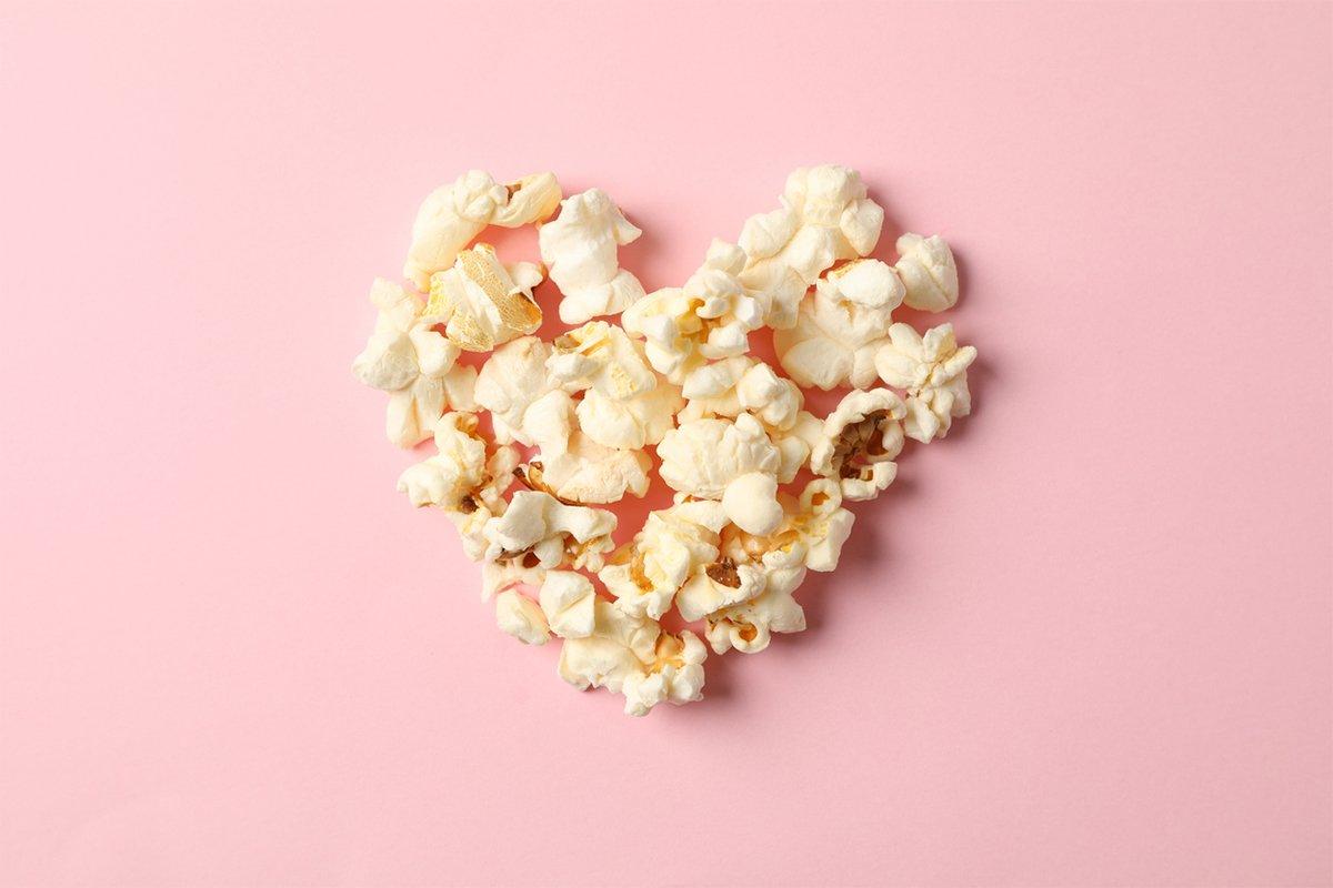 5 романтичних фільмів для вечірнього перегляду у Валентинів день