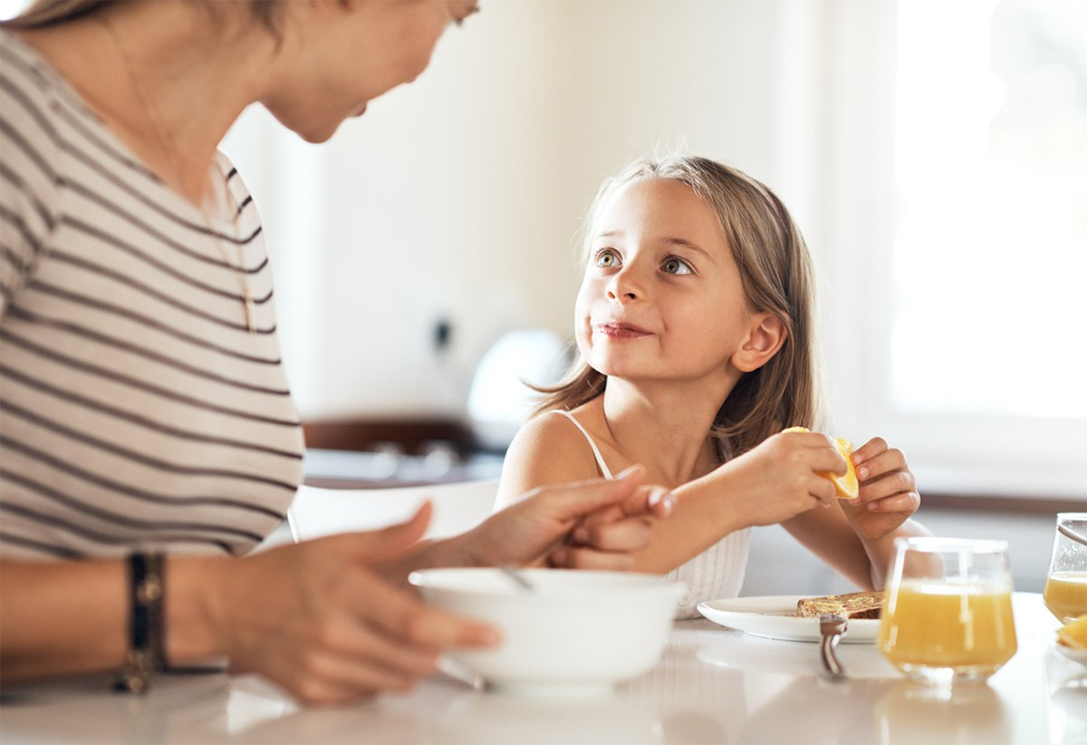 Восемь способов отказать ребенку и не вызвать отказом истерику